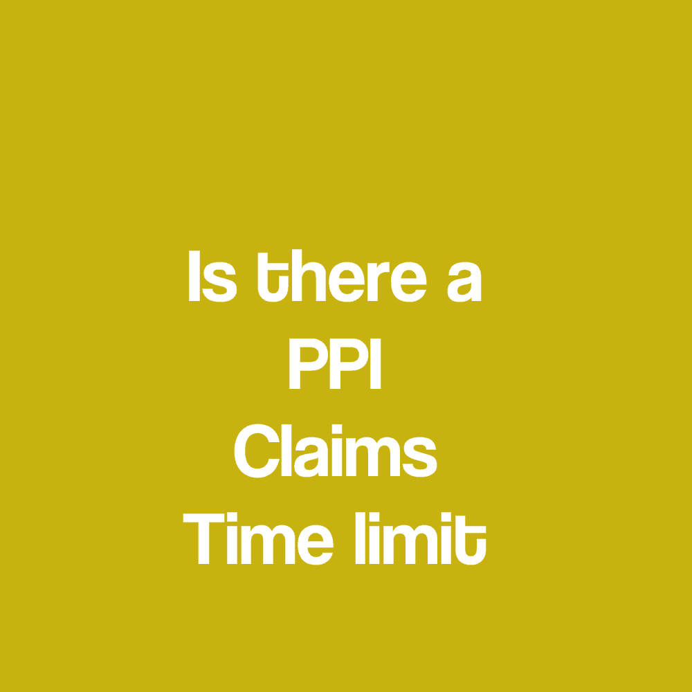 Ppi claims refund no original paperwork required is there a time limit on ppi claims solutioingenieria Image collections